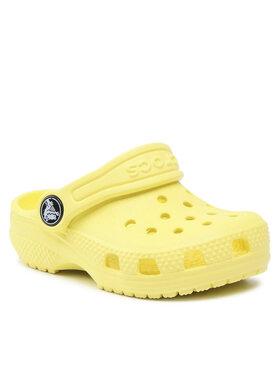 Crocs Crocs Šľapky Classic Clog K 204536 Žltá