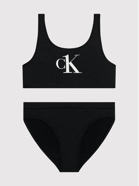 Calvin Klein Swimwear Calvin Klein Swimwear Бански костюм G80G800402 Черен