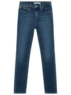 Calvin Klein Jeans Calvin Klein Jeans Τζιν Athletic Fast IG0IG00551 Σκούρο μπλε Skinny Fit