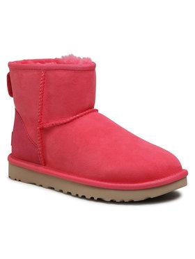 Ugg Ugg Chaussures W Classic Mini II 1016222 Rose