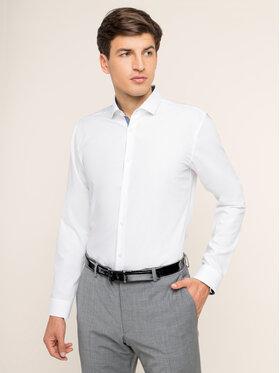 Hugo Hugo Ing 50415270 Fehér Extra Slim Fit