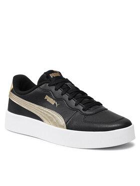 Puma Puma Sneakers Skye Clean Metallic Fs 381106 01 Schwarz