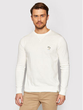 Jack&Jones Jack&Jones Pulover Playa 12188212 Bej Regular Fit