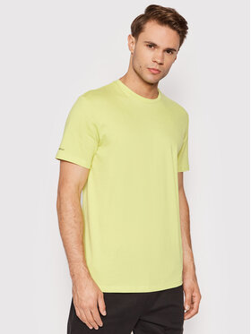 Outhorn Outhorn T-Shirt TSM613 Zielony Regular Fit