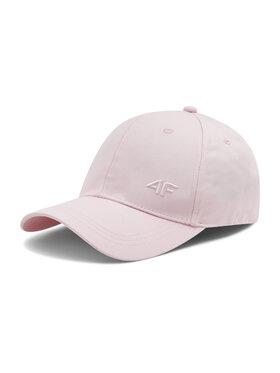 4F 4F Cappellino H4L21 CAD004 Rosa