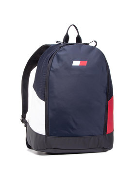 Tommy Sport Tommy Sport Zaino Ts Core Backapck AU0AU01053 Blu scuro
