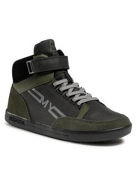 Mayoral Mayoral Sneakersy 48.187 Zelená