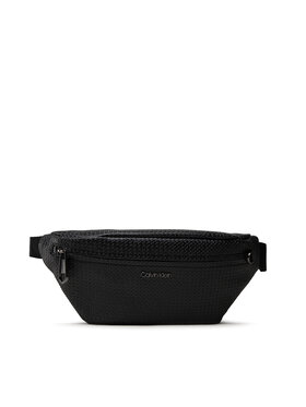 Calvin Klein Calvin Klein Saszetka nerka Warmth Waistbag Nano K50K508082 Czarny