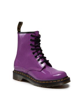 Dr. Martens Dr. Martens Chaussures Rangers 1460 W 26425501 Violet