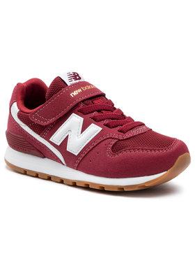 New Balance New Balance Sneakersy YV996CPH Bordowy