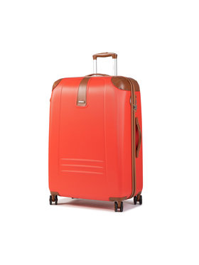 Dielle Dielle Velký tvrdý kufr 155/70 Červená