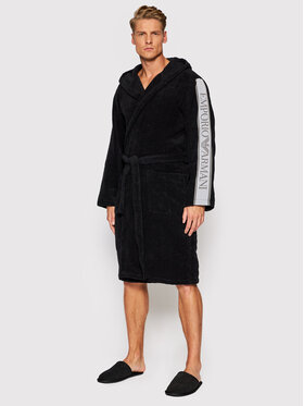 Emporio Armani Underwear Emporio Armani Underwear Bademantel 110799 1A591 00020 Schwarz
