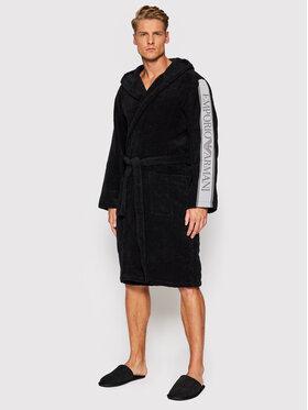 Emporio Armani Underwear Emporio Armani Underwear Халат 110799 1A591 00020 Черен