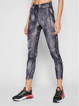 Nike Nike Leggings Epic Faster Run Division CZ9236 Siva Slim Fit