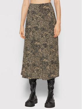 Gestuz Gestuz Trapézová sukně Jodisgz 10905364 Černá Regular Fit