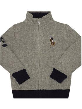 Polo Ralph Lauren Sveter 321787062 Sivá Regular Fit