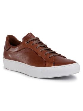 Lloyd Lloyd Sneakersy Ajan 29-518-03 Brązowy