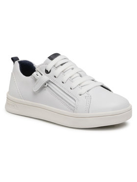 Geox Geox Sneakersy J Djrock B. D J925VD 08554 C1000 M Biela