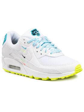 Nike Nike Обувки Air Max 90 Ww CK7069 100 Бял