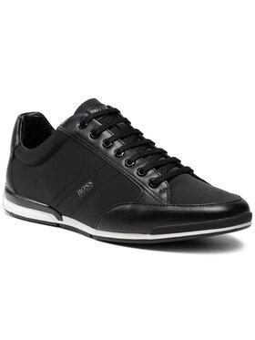 Boss Boss Sneakers Saturn 50455323 10232529 01 Schwarz