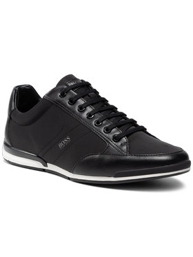 Boss Boss Sneakersy Saturn 50455323 10232529 01 Černá