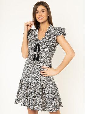 Pinko Pinko Kleid für den Alltag UNIQUENESS Accorta 20201 UNQS 1Q103F 8108 Beige Slim Fit