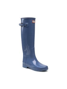 Hunter Hunter Guminiai batai W Org Refined Gloss WFT1071RGL Mėlyna