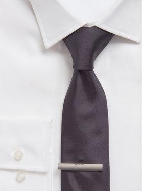 Boss Boss Spona na kravatu Tany 50434256 Strieborná