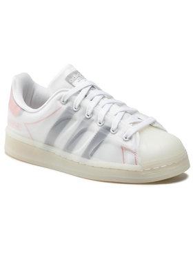 adidas adidas Обувки Superstar Futureshell J S42622 Бял