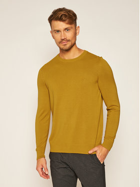 Marc O'Polo Marc O'Polo Pullover 27 506 660 398 Gelb Regular Fit