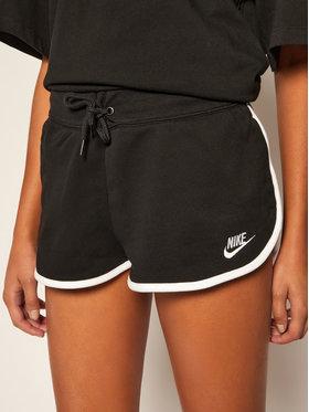 Nike Nike Szorty sportowe Nsw Hrtg AR2414 Czarny Standard Fit