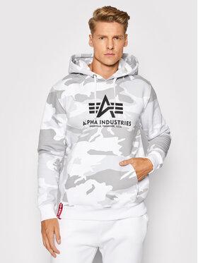 Alpha Industries Alpha Industries Sweatshirt Basic 178312C Grau Regular Fit