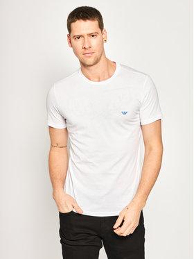 Emporio Armani Underwear Emporio Armani Underwear Тишърт 111019 0P578 00010 Бял Regular Fit