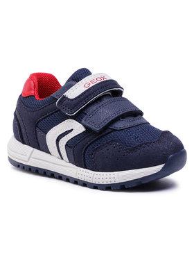 Geox Geox Sneakersy B Alben B. A B943CA 0AU11 C0735 M Granatowy