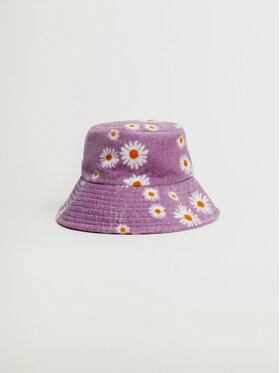 Mango Mango Pălărie Daisy Bucket 87016318 Violet