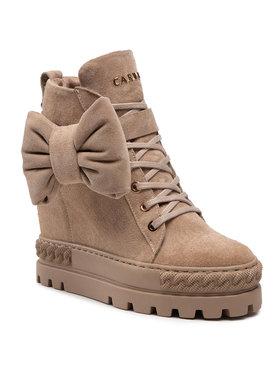 Carinii Carinii Sneakersy B7220 Beżowy