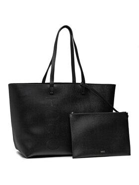 Hugo Hugo Дамска чанта Chelsea Shopper 50456741 Черен