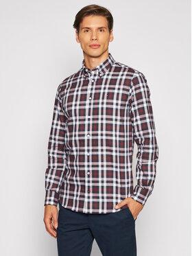 Tommy Hilfiger Tailored Tommy Hilfiger Tailored Koszula Cl Multi Check MW0MW18972 Kolorowy Regular Fit