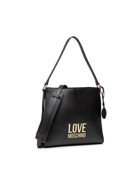 LOVE MOSCHINO LOVE MOSCHINO Дамска чанта JC4191PP1DLJ000A Черен