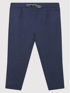 Coccodrillo Coccodrillo Teplákové kalhoty ZC1120101HLD Tmavomodrá Regular Fit