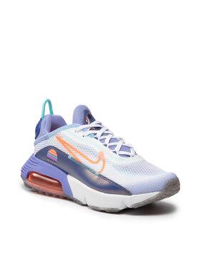 Nike Nike Chaussures Air Max 2090 Se 2 (GS) DA2417 100 Blanc