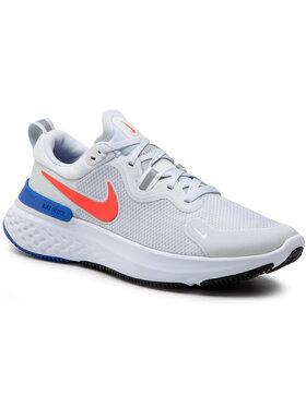 Nike Nike Boty React Miler CW1777 008 Šedá