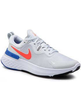 Nike Nike Topánky React Miler CW1777 008 Sivá
