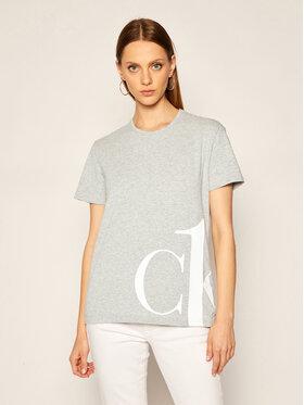 Calvin Klein Underwear Calvin Klein Underwear Marškinėliai Crew Neck 000QS6487E Pilka Regular Fit