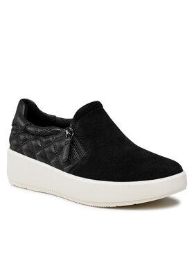 Clarks Clarks Sneakersy Layton Step 261626254 Czarny
