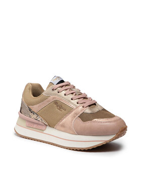 Pepe Jeans Pepe Jeans Sneakersy Rusper Cosi PLS31260 Růžová
