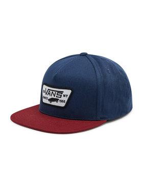 Vans Vans Καπέλο Jockey Full Patch Snapba Dress VN000QPUZ9D1 Μαύρο