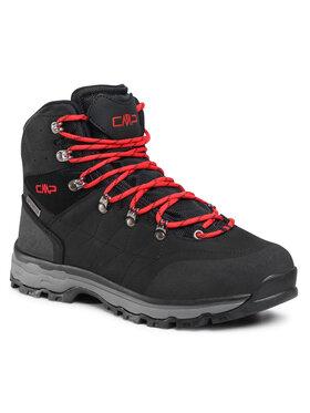 CMP CMP Туристически Sheliak Trekking Shoes Wp 39Q4887 Черен