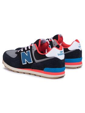 New Balance New Balance Sneakersy GC574SOV Tmavomodrá