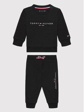 Tommy Hilfiger Tommy Hilfiger Анцуг Essential KN0KN01357 Черен Regular Fit